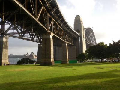 人生初めての海外ひとり旅 in シドニー