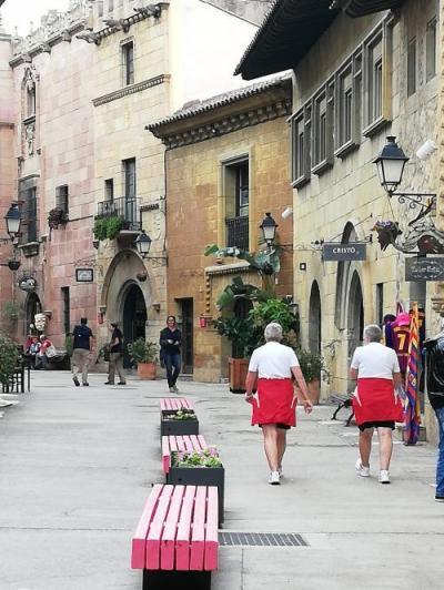 スターアライアンス ビジネスクラスで行く3週間で世界一周(27)「バルセロナ4日目 モンジュイックその2」