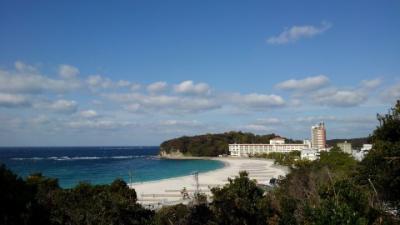 近隣シリーズ⑦ 2つの有名なホテルに宿泊したプチ贅沢・南紀旅行(南紀白浜編)