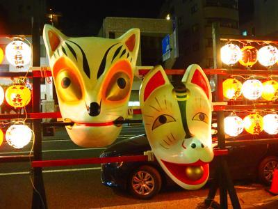 平成最後の王子の「狐の行列」Fox Parade in Oji.