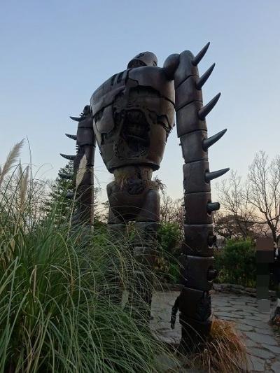 親子4人で三鷹の森ジブリ美術館へ