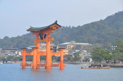 世界遺産巡り 広島編 <厳島神社・平和記念公園>