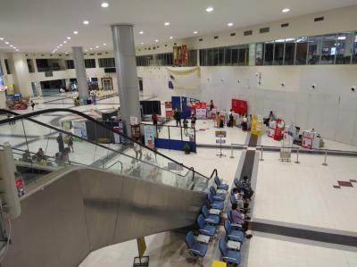 タイ王国バンコクファミリーで2週間-その 11 ピサヌローク空港とバンコク