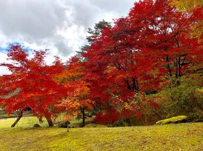 日光古峰神社の紅葉