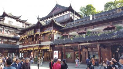 【チャイナの旅路を行くおれさ】中国「上海、蘇州」へ 二日目