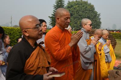 ブッダ生誕の地は唐代の玄奘三蔵も訪れている!