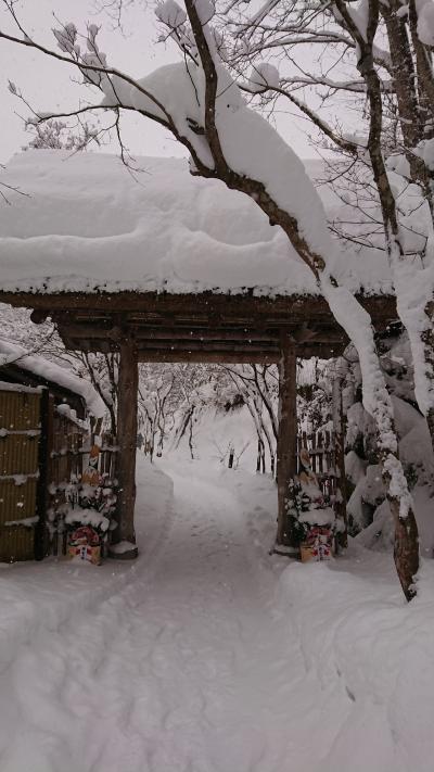 秘湯の会 雪のあすなろ荘