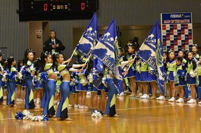 Fリーグ 2018-2019シーズン 第28節 湘南 vs 大分 前半