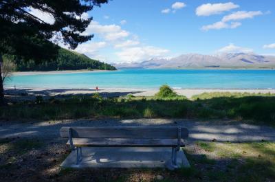 JGC修行 第8弾 自然を求めてニュージーランド南島~テカポ1日目~
