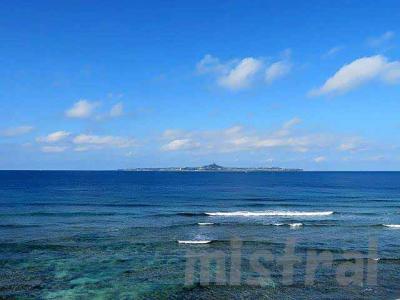 初めての12月の沖縄