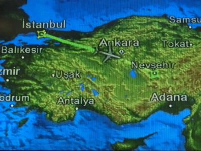 シルクロードの出発地トルコに終着地JAPANからご挨拶