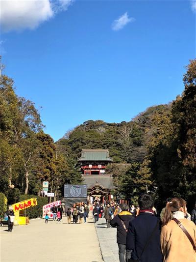 鎌倉へ 今年最後の御朱印・御首題 巡り