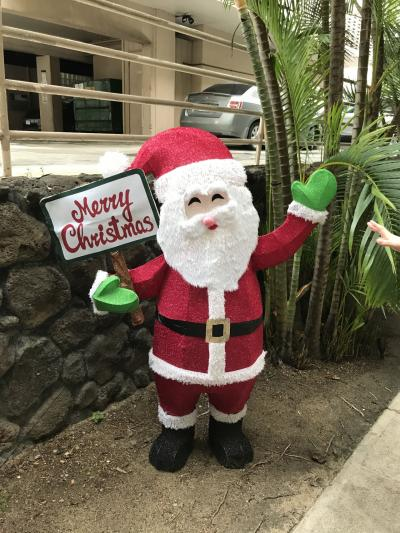 ハワイ36回目(2018年12月・ホノルル)