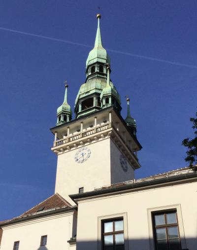 ☆春のプラハでモルダウを~♪.:*ハンガリー・スロバキア・チェコ周遊10日間 vol.23 バルセロブルノパレスとブルノの街歩き♪①