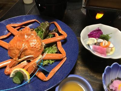 血糖値アゲアゲ/蟹とスイーツの3日間