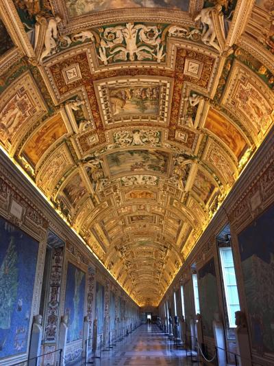 開場前に優先入場が出来る『バチカン美術館朝食付きツアー』システィーナ礼拝堂で贅沢なひととき!