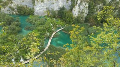 海外一人旅第16段はずっと行きたかったクロアチア(+スロベニア) - 観光5日目(プリトゥヴィツェ編)