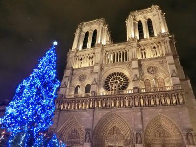 【デモの日】2018年12月フランス(ちょこっとベルギー、ドイツ)の旅③