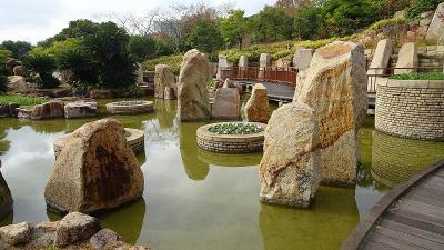 平成最後の2泊3日の帰省(09) 淡路国営明石海峡公園 上巻。