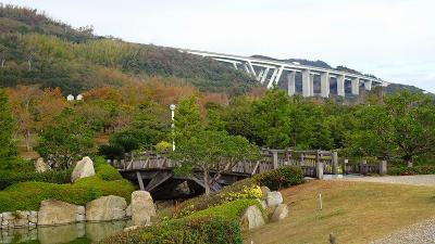 平成最後の2泊3日の帰省(10) 淡路国営明石海峡公園 下巻。
