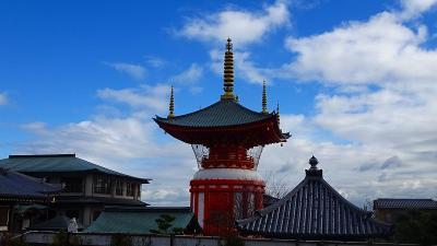 平成最後の2泊3日の帰省(11) 八浄寺の参拝。