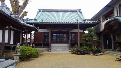 平成最後の2泊3日の帰省(12) 引摂寺参拝とその後で昼食。