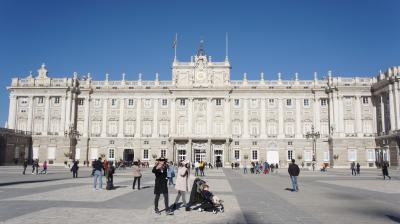 スペイン マドリッド② プラド美術館と王宮編