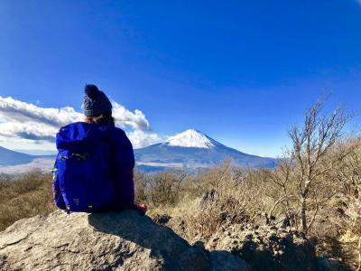 金時山で山納め~2018~