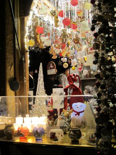 *Marché de Noël*2018  ⑤絵本の世界なColmar&お土産