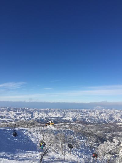 海外旅行だけでなく国内スキーも行くよ♪ 2018~19年末年始・渋温泉&野沢温泉の巻