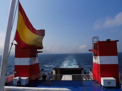 【南スペイン・北モロッコ】4/9作目 ゜*・さらばモロッコ!ジブラルタル海峡を越えてアルヘシラスへ!編・* ゜