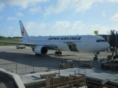 JALで行く2018年2回目のグアム旅行