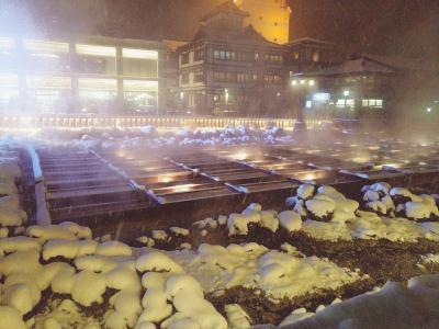 年末、名古屋から!草津温泉&東京食い倒れ3日間