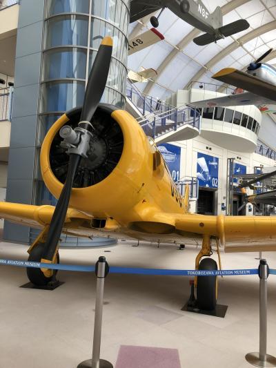 所沢航空発祥記念館に飛行機を見に行く✈️