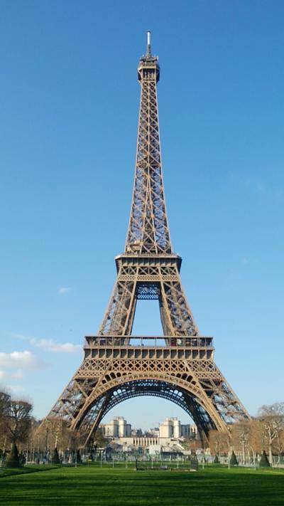 晩秋のフランス・パリ。男一人旅って・・、楽しんできましたよ。パリ散策編4。