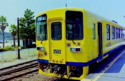2002年8月九州鉄道旅行3(島原鉄道乗車)