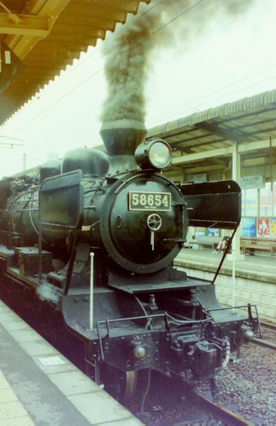 2002年8月九州鉄道旅行4(くまがわ号とあそBOY号)