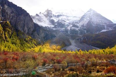 中国最後のシャングリラ!東チベット・稲城亜丁 第1日目