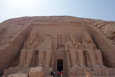 エジプト旅行③(アブシンベル神殿)