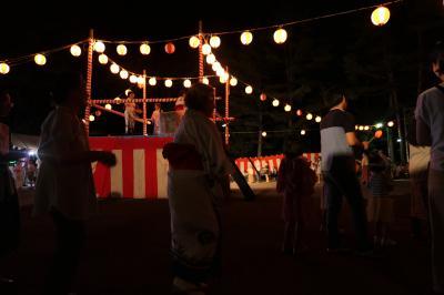 優雅な避暑バカンス♪ Vol.8 北軽井沢:浅間高原の盆踊り♪