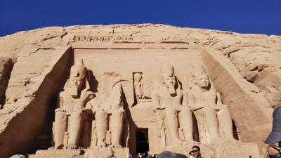 初めてのエジプト(ナイル川4泊5日クルーズ)