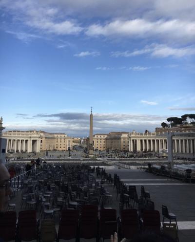 ローマ市内 1日観光