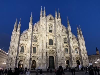 イタリア満喫7泊9日。最後の晩餐を見るためにミラノへ