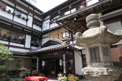 優雅な避暑バカンス♪ Vol.15 草津温泉:旅館は日本らしい風景で人気♪