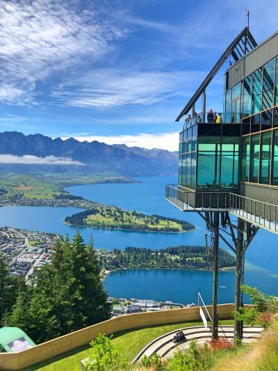 キラキラ輝く初夏のニュージーランドへ一人旅 <3> 人気リゾート地『クイーンズタウン』