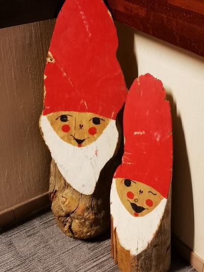 北欧のクリスマス8日間-3-サーリセルカ滞在編1