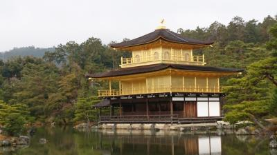 京都☆金閣寺と嵐山
