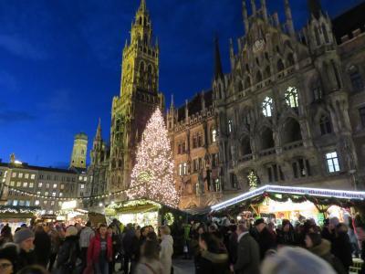 ドイツで過ごすロマンティッククリスマス