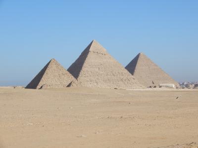 エジプト縦断旅行記  カイロから帰国へ 最終編 及び  持ち物編