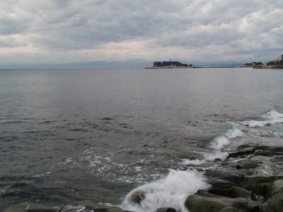 明けまして江ノ島